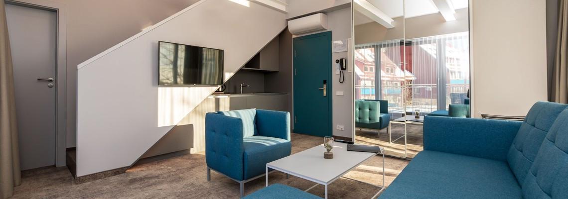 Kambariai ir apartamentai